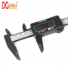 150mm 6inch Plastic Digital Caliper LCD Digital