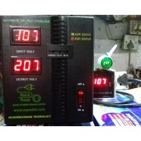 Voltage Stabilizer (Digital)