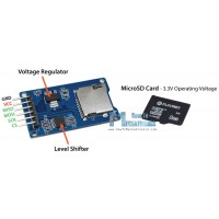 Arduino-SD-Card-Module