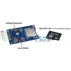 Arduino-SD-Card-Module