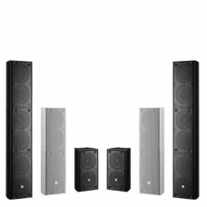 Column & Box Speakers