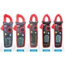 UNI-T UT210A/B/C/D/E Digital Clamp Meters AC/DC