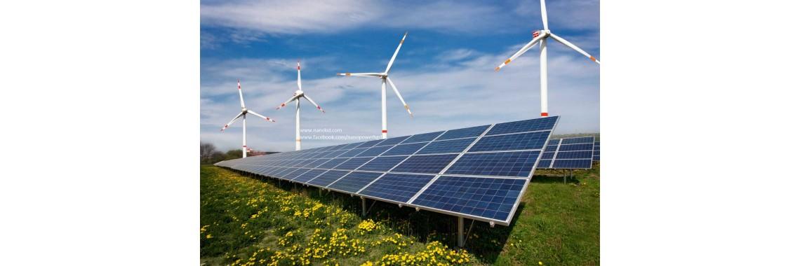 Nano Power Solar