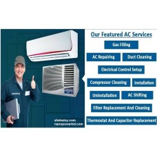 Air Conditioner Service & Maintenance - Home Service