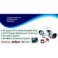 CCTV & Bio Metric Goods Service-Maintenance