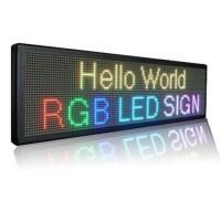 LED Matrix Sign board Display Board