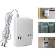 Gas Leakage Detector with Alarm