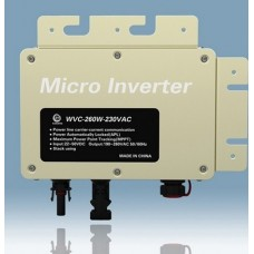 Grid Tie Solar Inverter(Micro)-260Wp