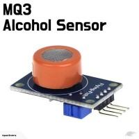 MQ3-Alcohol Sensor