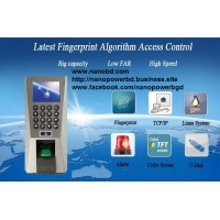 F18 - ZKTeco biometric access control