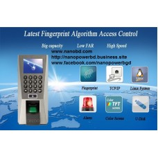 F18 - ZKTeco biometric access control