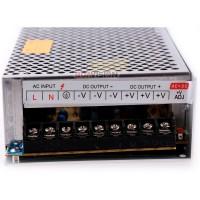 SMPS POWER SUPPLY - 5V/12V - 10A